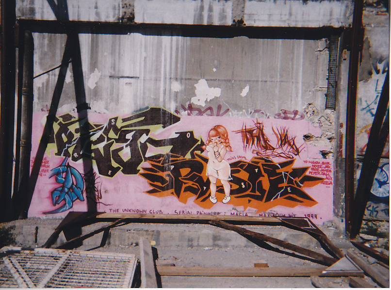 rezo miss van pyste (macia) le vaudou 1999