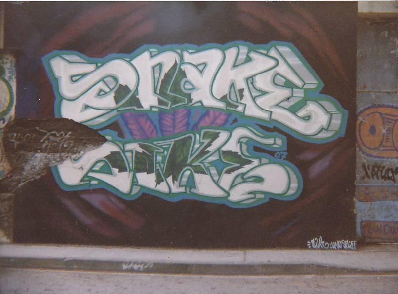 snake sike 07 avril 1999