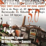 Mémoire Industrielle à Barcelone 5.0 !!!