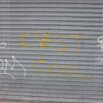 Message de rue !!!