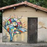 sur les (ptites) routes… (le street-art des itinéraires-bis)