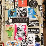 un festival de stickers dans les rues !