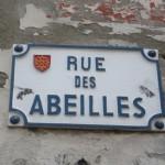 Rue des Abeilles !!!
