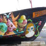 Un bateau !!!