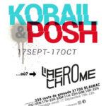 Korail et Posh !!!