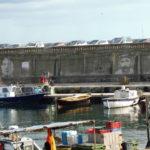 Sur le port de Sète !!!